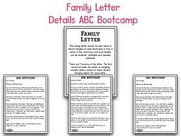 Letters And Sounds Chart Abc Bootcamp A 26 Day Introduction To Letters And Sounds No Theme
