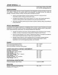 Mechanical Engineer Resume Template Awesome Format Diploma