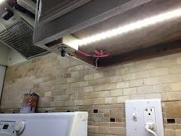 kitchen led under cabinet lighting. Led Lighting Under Cabinet Kitchen. Kitchen For Strip Installing Lights Decoration