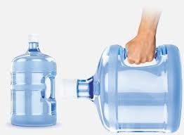 our 3 and 5 gallon bottles are made from polycarbonate a strong clear and reusable type of plastic which can withstand ample force while being