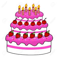 Cartoon Birthday Cake Fomanda Gasa