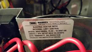 wiring up air handler 15kw heat kit help electrical diy wiring up air handler 15kw heat kit help 20150626 141002 jpg