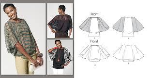 Image result for sandra betzina top pattern vogue