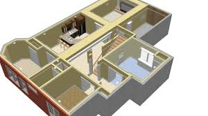 Basement Design Plans Model Interesting Decorating