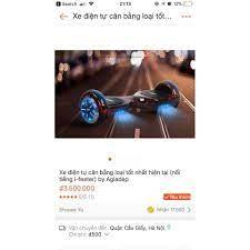 Các loại Xe điện cân bằng cao cấp tốt nhất thị trường - Hàng nhà giàu VIP  của Agiadep.com