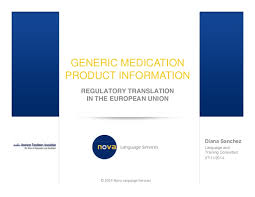 ata chicago regulatory translation of generic medication pr