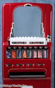 Vintage Candy Vending Machine Delectable Stoner Univendor Theater Candy Vendor