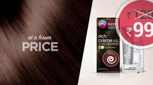 godrej hair dye. godrej expert rich crème hair colour: now in a big pack at rs 99 only! - youtube dye
