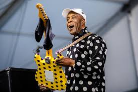 <b>Buddy Guy</b> Is The Last Bastion Of The Blues