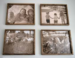 beautiful wood picture frames