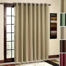 curtains rods for sliding glass doors curtain large oversized
