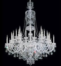 schonbek sterling 60 inch crystal chandelier undefined