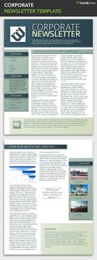 Office Newsletter Template Magazine Newsletter Template Magazine ...