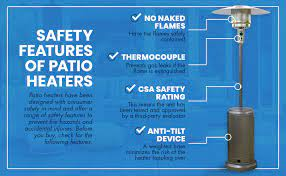 outdoor heating a complete safety