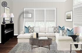 Rustic Design Fargo Rustic Transitional Living Room Design By Havenly Interior