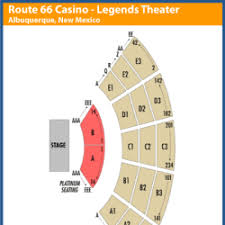 The Pit New Mexico Seating Chart Route 66 Casino Events And Concerts In Albuquerque Route