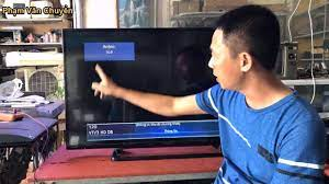 Sửa Tivi Sony Hiện Logo Sony Rồi Tắt Nháy Đèn Đỏ Hỏng Gì? Chuyển Sửa Chữa