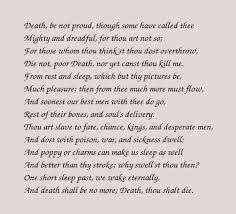 best favorite poetry images literature words death be not proud by john donne my favorite poem