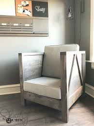 diy living room ideas furniture farmhouse club chair decor budget friendly