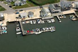 Corsons Inlet Marina In Strathmere Nj United States