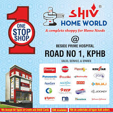 Appliances Brands Home Appliances Shiv Home World In Hig 15 1road No1kphp Colony