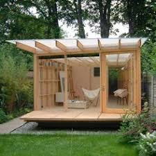my newest house renovation obsession is putting a tiny gym sanctuary at the top of the garden backyard offices are all the rage now so why not a gym backyard office sheds