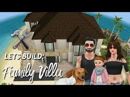 Family Villa - Stacie Sims Freeplay - YouTube | Family villa, Sims, Villa