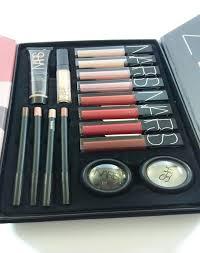 nars makeup set full tray 16 pieces
