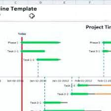 project timeline excel construction project planing and scheduling timeline template excel