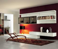 Wall Units Designs For Living Room Enthralling Home With Unique White Living Room Wall Units And