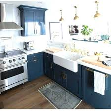Navy Blue Kitchen Cabinets Canada Beautiful Cabinet Ideas The Spruce ...
