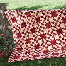 443 best Quilts...Red and White images on Pinterest | Basket ... & Scarlet Galaxy: Traditional 1-Color Scrap Lap Quilt Pattern Designed by  LAURA De MARCO. Red And White ... Adamdwight.com