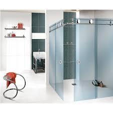 sus304 sliding glass door system shower