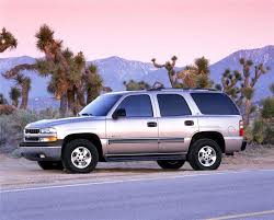 new for 2002 2002 chevrolet tahoe