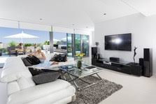 How High To Hang Tv In Living Room Home Design