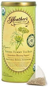Heather's Tummy Teas Organic Fennel Tea for IBS ... - Amazon.com