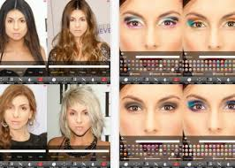 makeup genius app hair romance virtual makeover hair app middot ultimate beauty virtual makeover app screenshot