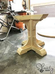 diy table base new decoration ideas within 16