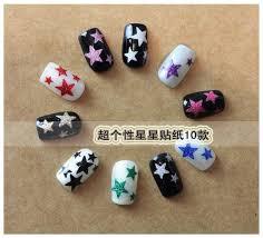 Интернет-магазин 3D милые звезды <b>наклейки для ногтей</b> ...