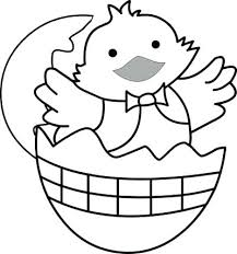 Preschool Easter Coloring Pages Free Christian Mtkguideme