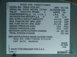 electrical how do i interpret a central air conditioner label 208 Volt Single Phase Wiring enter image description here 208 volt single phase wiring diagram
