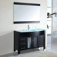 Ikea Bathroom Canada Bathroom White Mirror And Black Frame Combined With Ikea Vanities