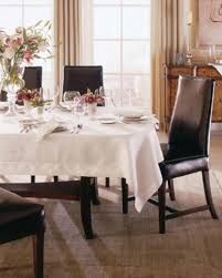 dining room table cloth. What Size Tablecloth Do You Need For Your Table? Dining Room Table Cloth