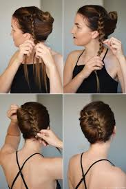 Twist Hair Style best 25 french twist braids ideas french twist 2584 by stevesalt.us