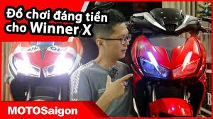 Trên tay Mạch đèn LED Cú Đêm đồ chơi đáng tiền cho Winner X - YouTube