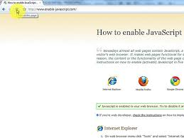 how to enable javascript enable javascript com flickr
