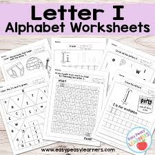 Some of the worksheets displayed are phonics, a e i b d v a u c a e o d c q c o d e l n a o u, phonics, name a e i o u, writing vowel blends, reading made easy with blend phonics justified, book 1 cat. Letter I Worksheets Alphabet Series Easy Peasy Learners