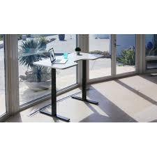 Diy adjustable standing desk Computer Desk Autonomous Smartdesk Heightadjustable Standing Desk Single Motor Diy Black Frame Cookwithscott Amazoncom Autonomous Smartdesk Heightadjustable Standing Desk