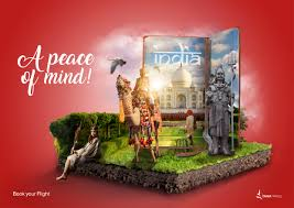 Travel Ads Tania Travel Print Advert By Idigital Pulse India Ads Of The World