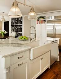 Delighful Kitchen Island Ideas With Sink Engaging Farmhouse Sinks Throughout Perfect